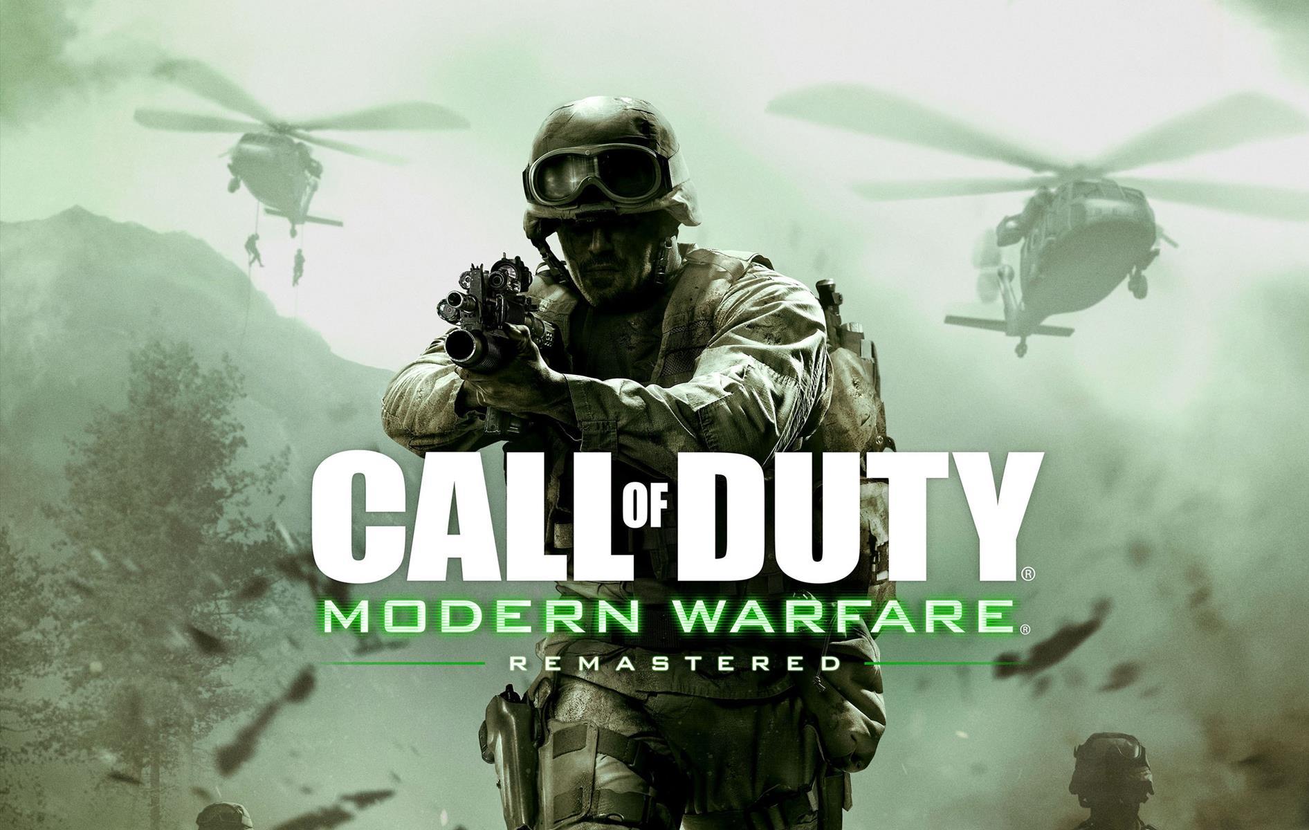 Standalone-Release von Call of Duty: Modern Warfare Remastered bestätigt