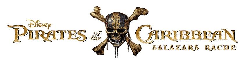Bildergebnis für pirates of the caribbean salazars rache logo