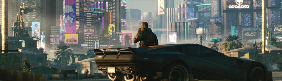 gamescom-Preview: Cyberpunk 2077