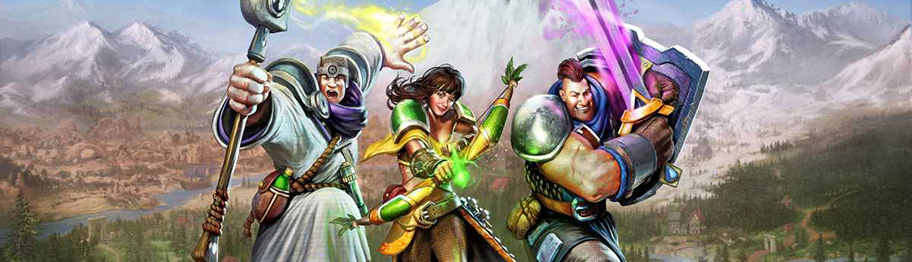 Review: Champions of Anteria