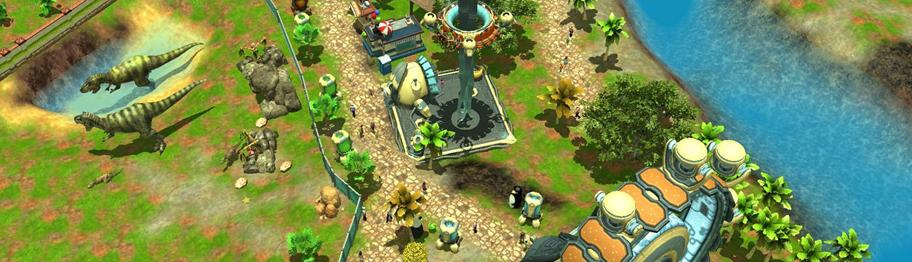Review: Wildlife Park 3: Dino Edition