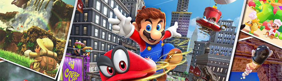 Review: Super Mario Odyssey