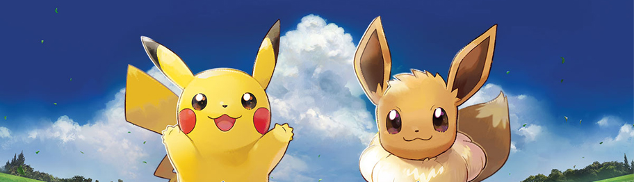 Preview: Pokemon Let´s Go Evoli/Pikachu