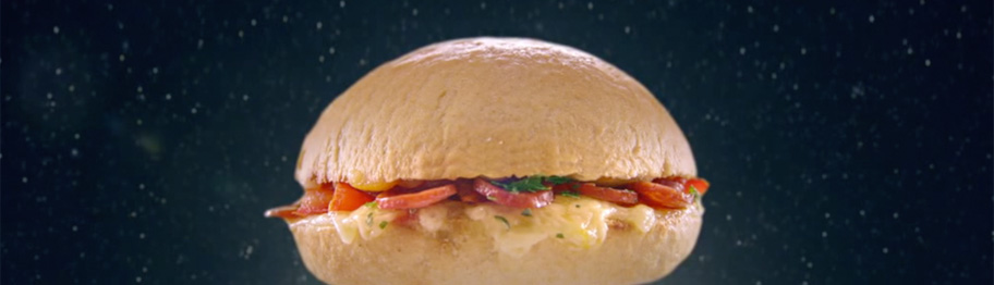 Special: Gamer-Food: Pizzaburger