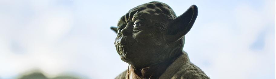 Blog: Grüne Helden: Vom Sumpfmonster bis zum Jedi-Meister
